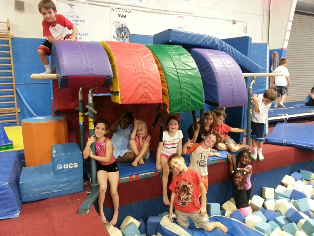 Gymnastics Camp Gymnastics Camp at Tgr is