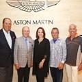 Aston Martin Racing Team Event