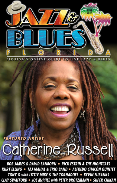 Jazz & Blues Florida June 2013 Edition