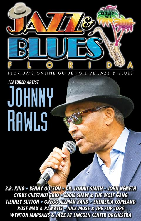 Jazz & Blues Florida December 2013 Edition