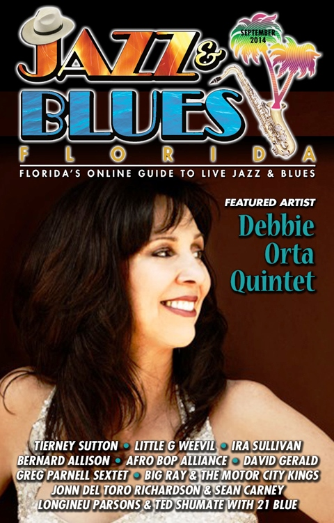 Jazz & Blues Florida September 2014 Edition
