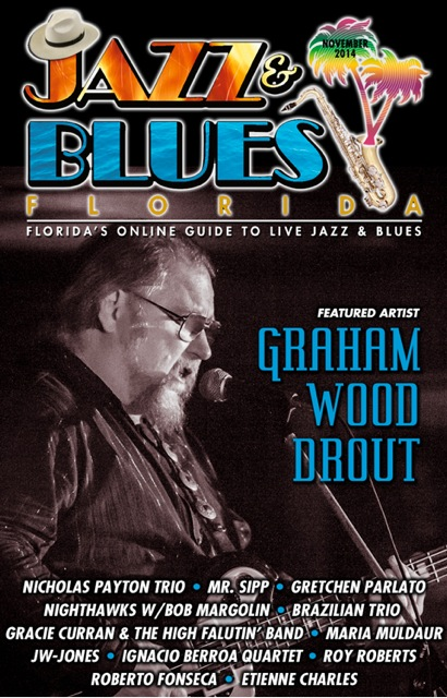 Jazz & Blues Florida November 2014 Edition