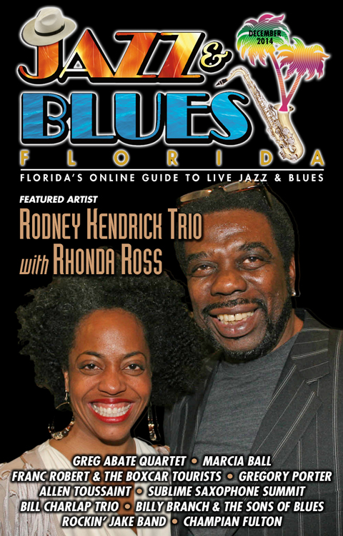 Jazz & Blues Florida December 2014 Edition
