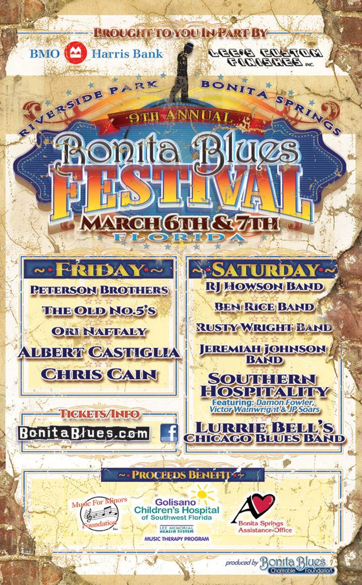 Bonita Blues Festival 2015