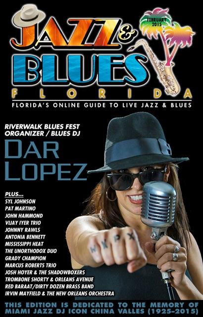 Jazz & Blues Florida February 2015 Edition