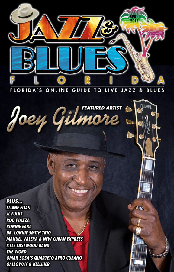 Jazz & Blues Florida April 2015 Edition