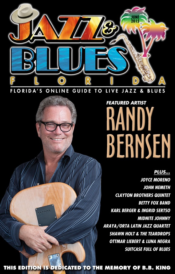 Jazz & Blues Florida 2015 Edition