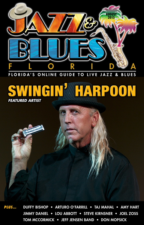 Jazz & Blues Florida August 2015 Edition