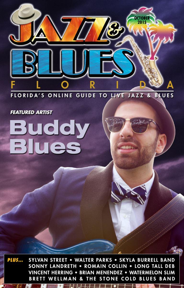 Jazz & Blues Florida October 2015 Edition