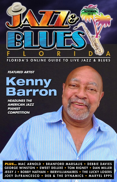 Jazz & Blues Florida November 2015 Edition
