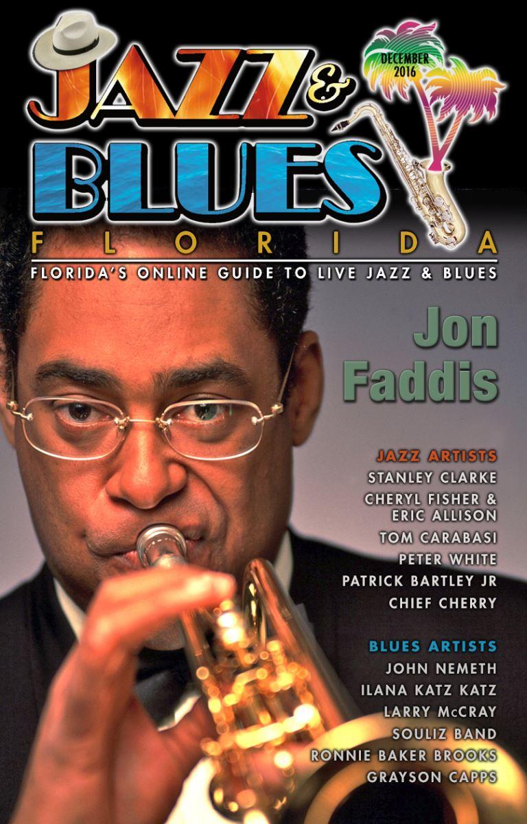 Jazz & Blues Florida December 2016 Edition