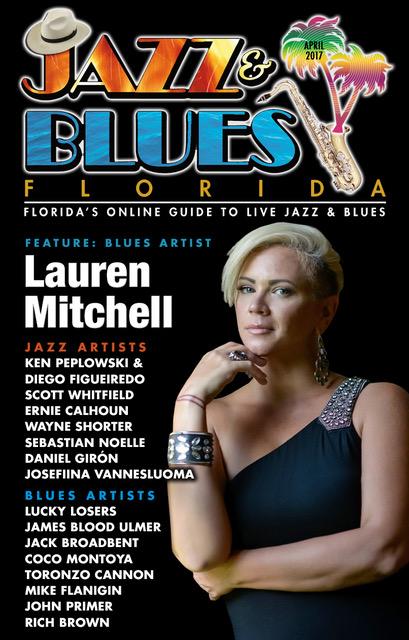 Jazz & Blues Florida April 2017