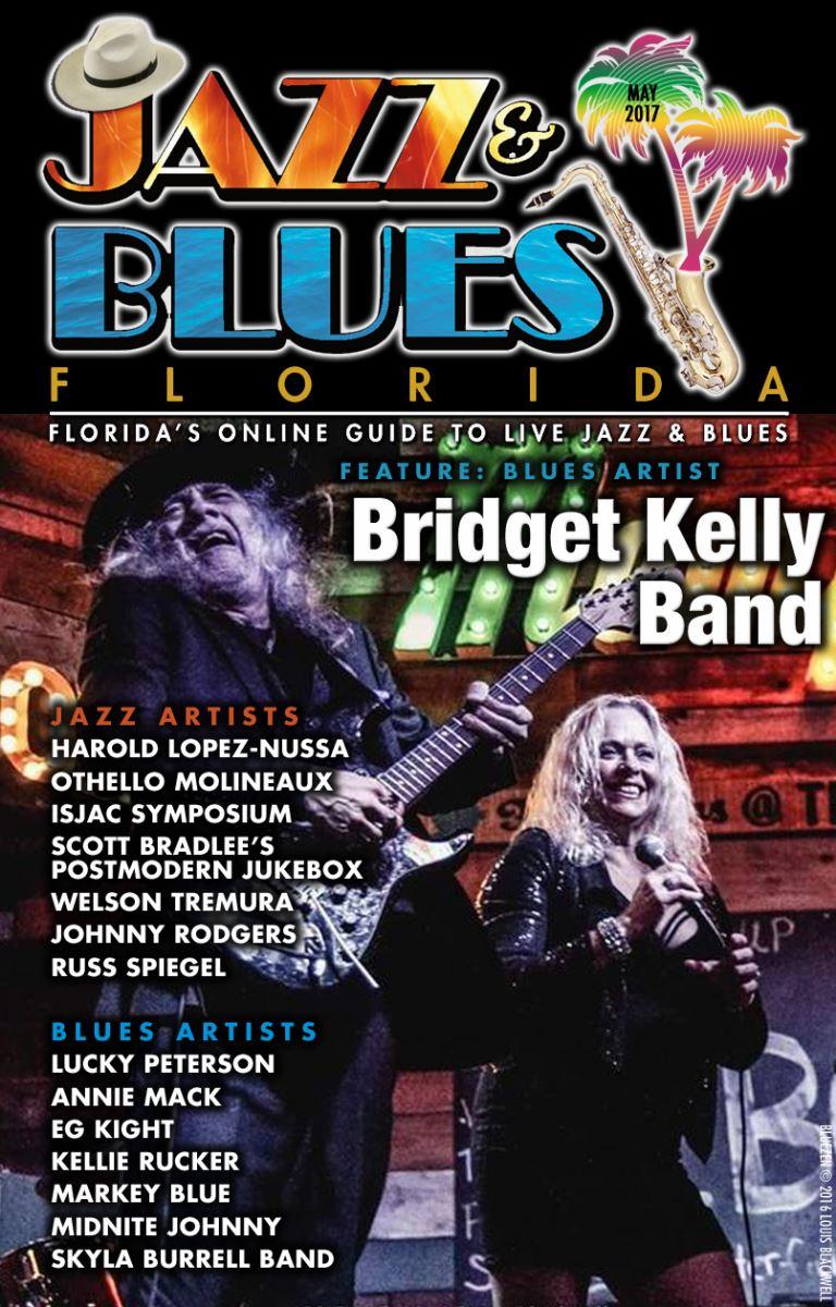 Jazz & Blues Florida MAY 2017