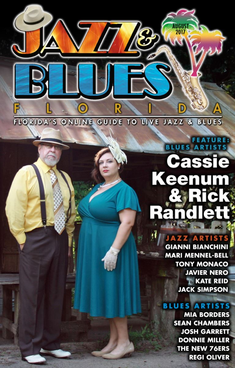 Jazz & Blues Florida August 2017 Edition