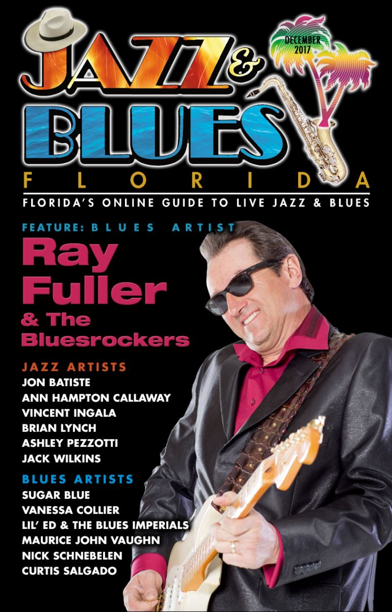 Jazz & Blues Florida October 2017 Edition