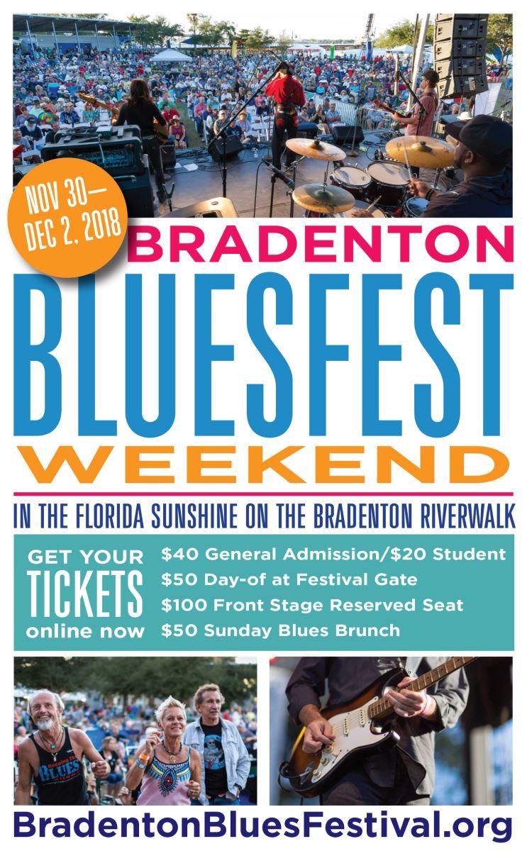 Bradenton Blues Festival 2018