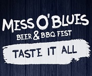 Mess O' Blues, Beer & BBQ!