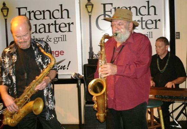 Eric Allison, Turk Mauro & Oliver von Essen