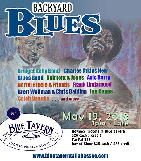Backyard Blues at Blue Tavern 2018