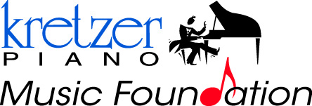 Kretzer Piano Music Foundation logo